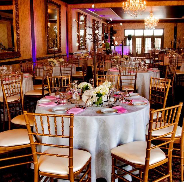 Preston Woodall House Wedding Banquet