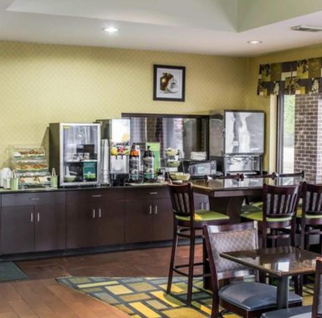 Quality Inn Kenly Breakfast Area
