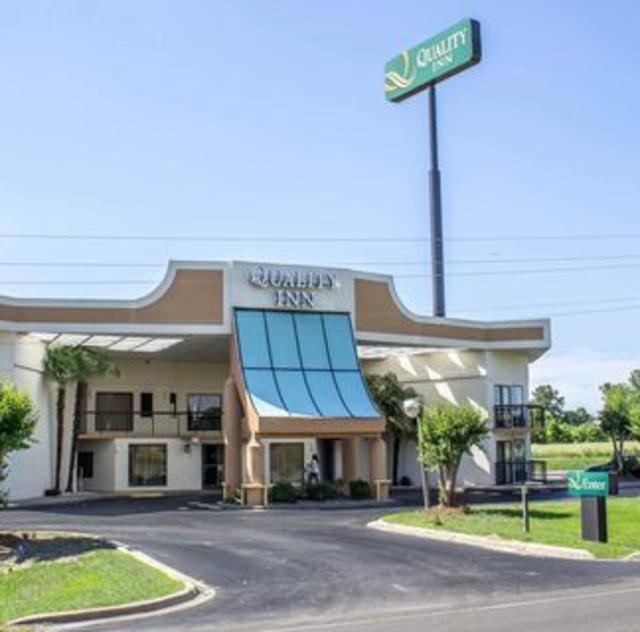 Quality Inn Selma Exterior