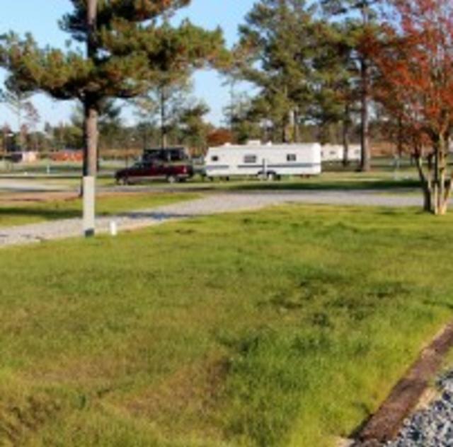Raleigh Oaks RV Site