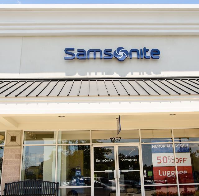 Samsonite Exterior