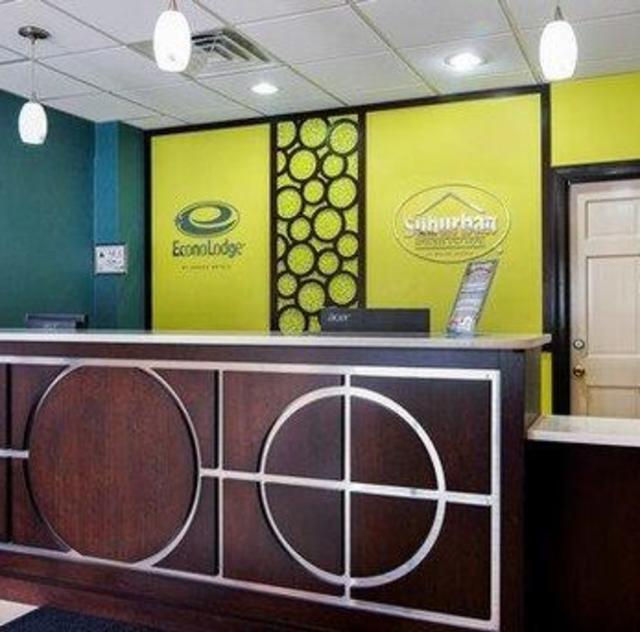 Suburban Extended Stay Front Desk