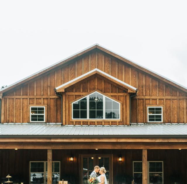 The Barn at Broadslab Wedding