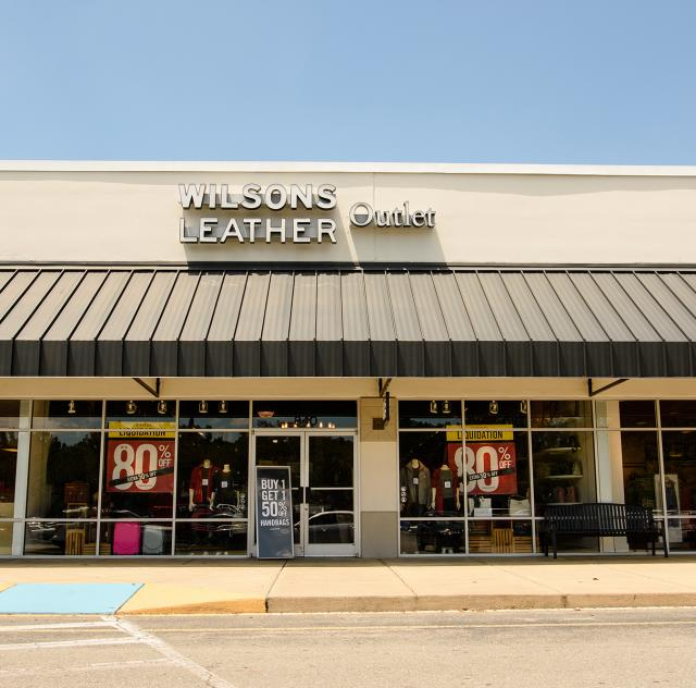Wilsons Leather Exterior