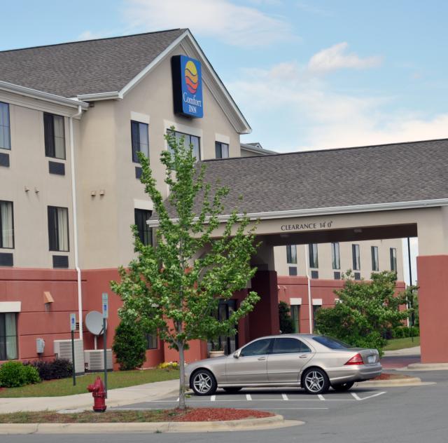 Comfort Inn Exterior