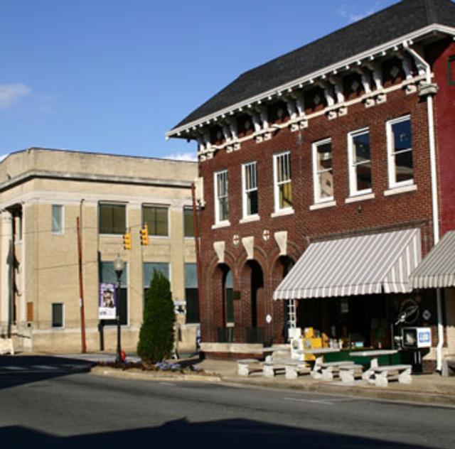 Selma Main Street