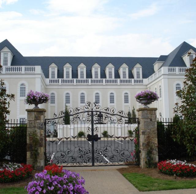 The Hall and Gardens at Landmark