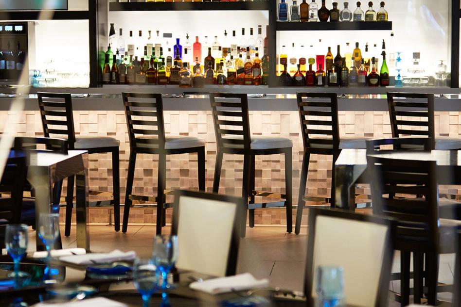 Floe Lounge - Irvine Marriott