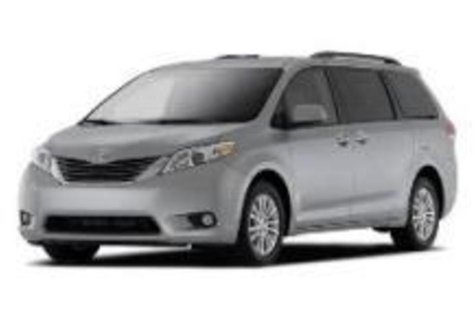 8-passenger Van