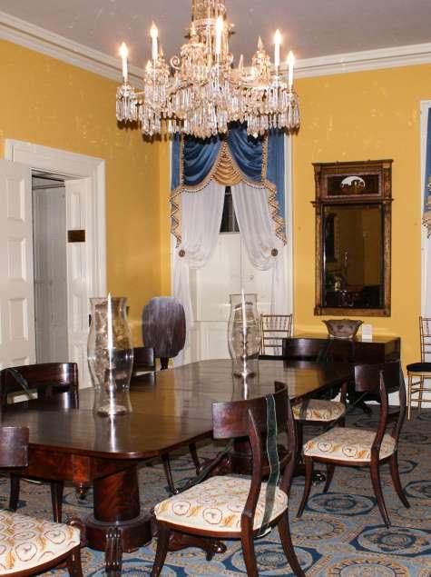 Ten Broeck Mansion Wine Club