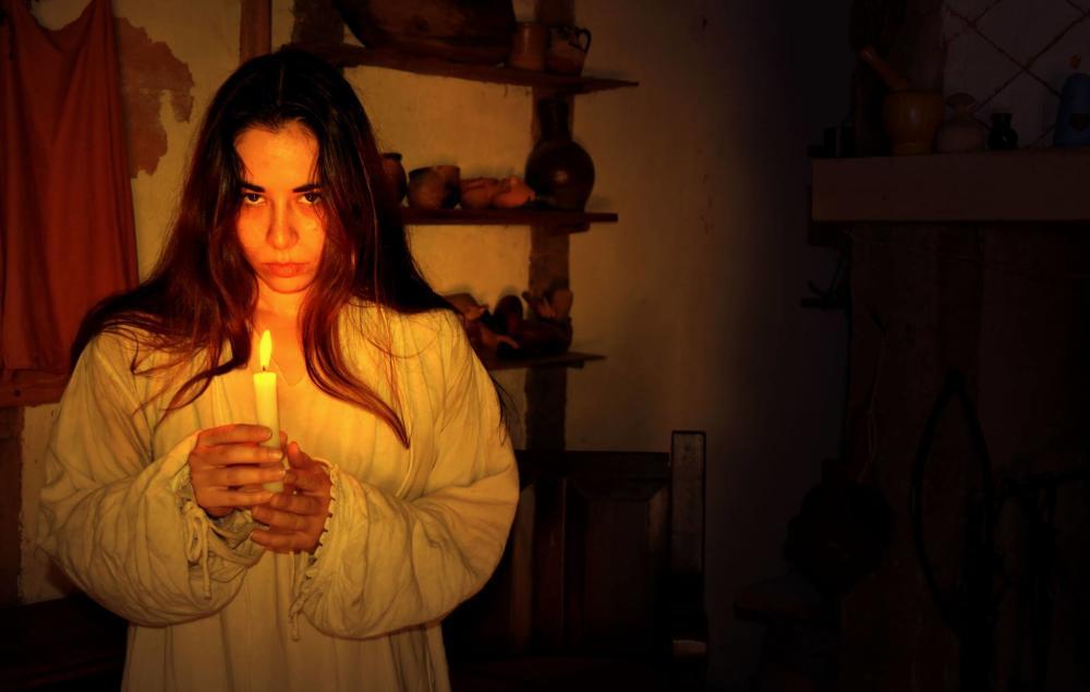 Haunted Henricus