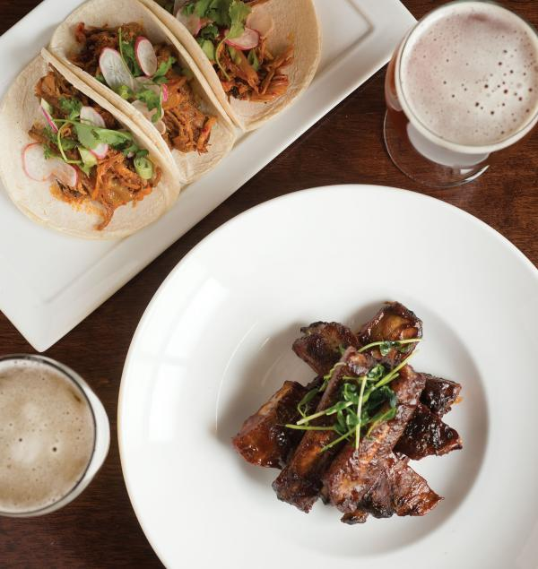 Gastro-grub at Fire and Hops in Santa Fe