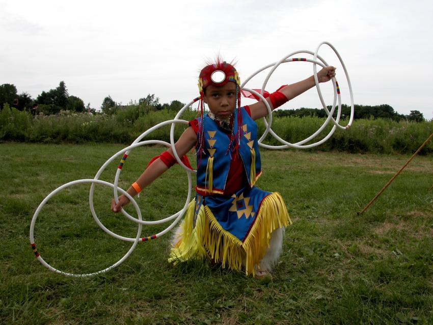 Ganondagan State Historic Site Native American Dance Festival