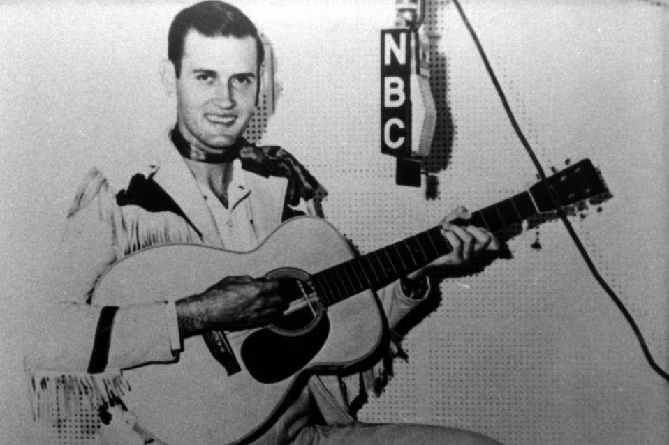 Jimmy C Newman