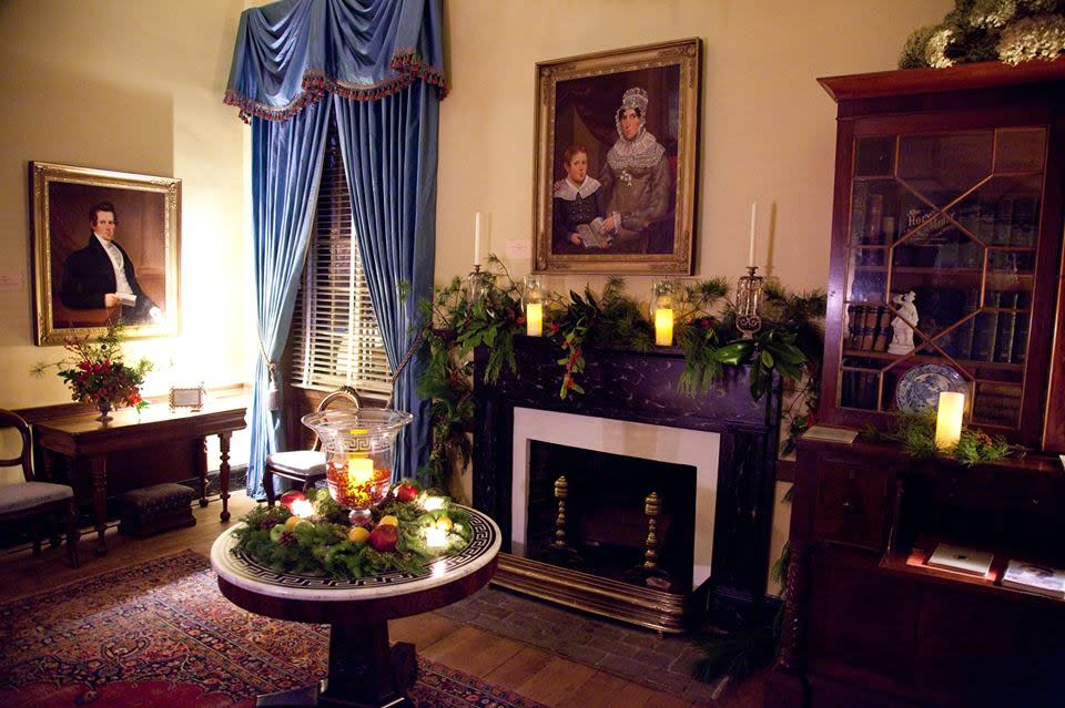 weeden house christmas