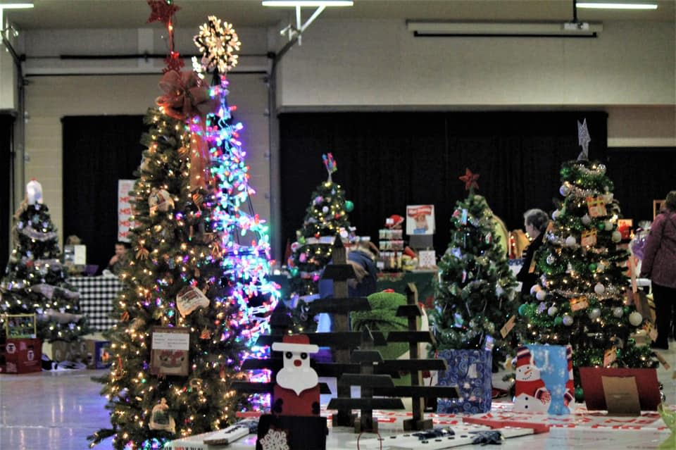 Portage Festival of Trees