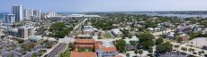 Daytona Beach Panorama