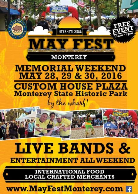 May Fest Poster