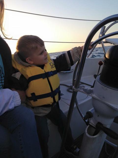 Sunset Sail on Monterey Bay