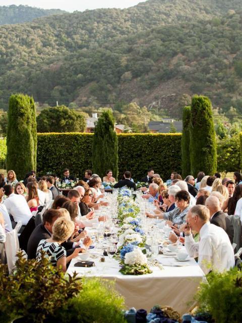 Private Event at Bernardus Lodge & Spa