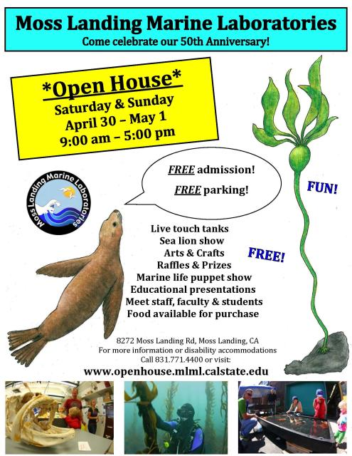 Marine Laboratories Open House