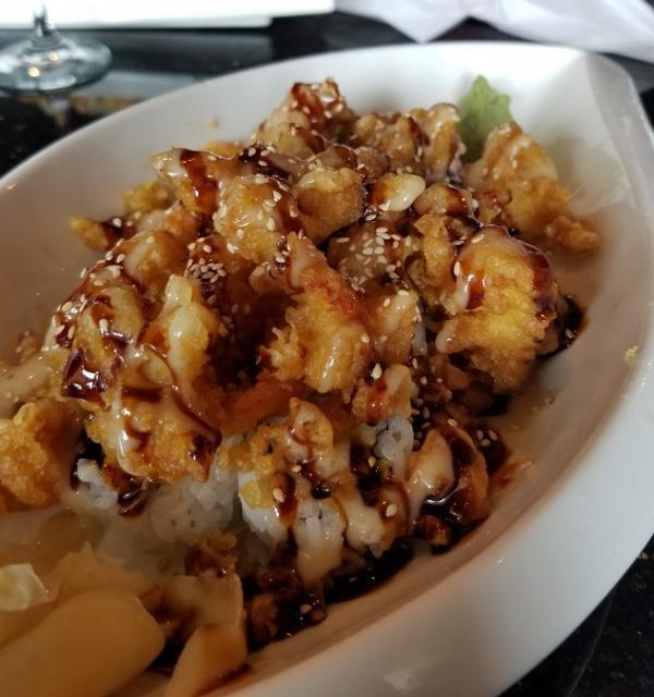 Popcorn Lobster Mizu