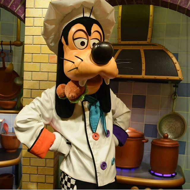 Goofy's Kitchen Disneyland