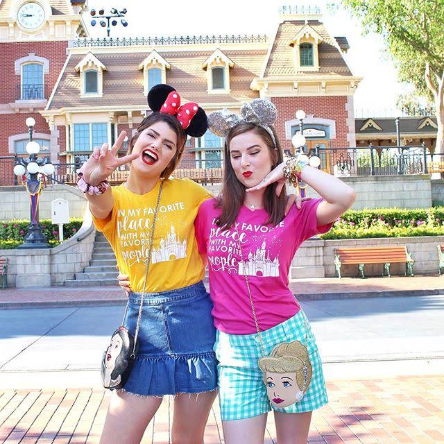 Disneyland Style