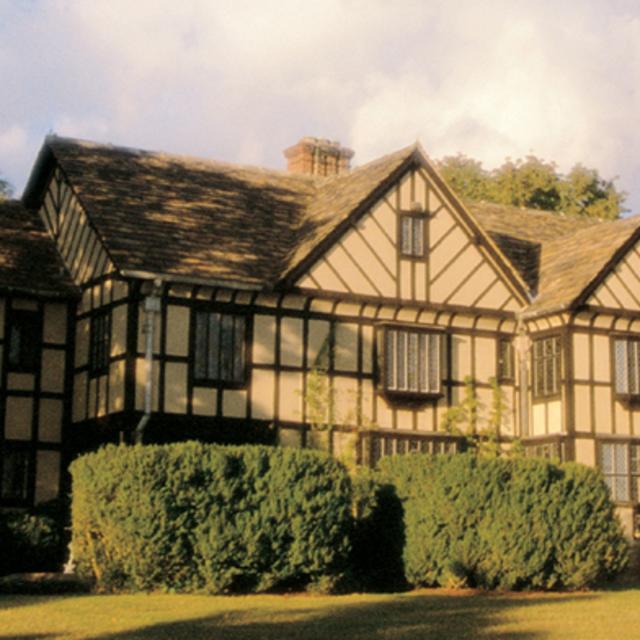 Agecroft Exterior