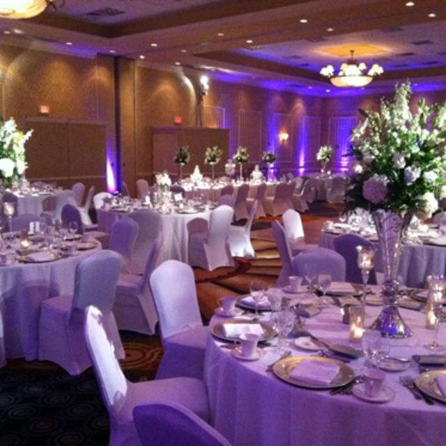 Weddings in the Henrico Ballroom