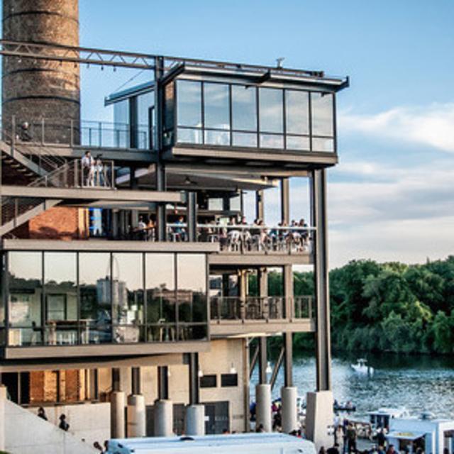 NEW Boathouse Rockett's Landing