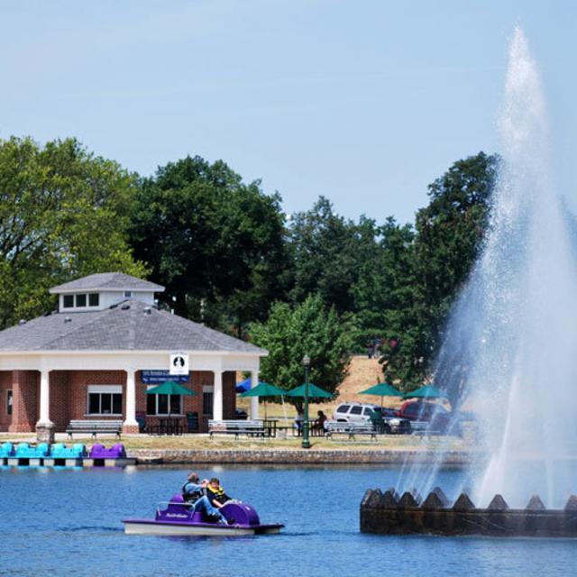 NEW Byrd Park