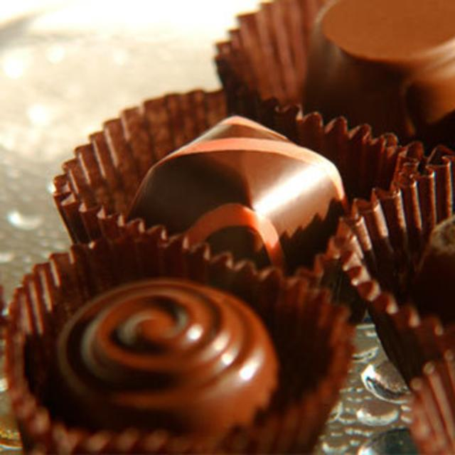 NEW Chocolates by Kelly