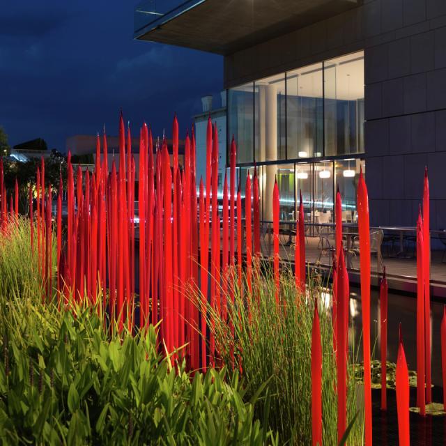 VMFA Sculpture Garden