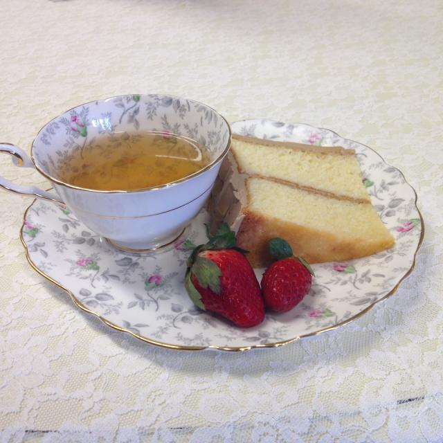 Homemade Desserts and Custom blend Teas