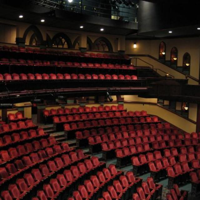 NEW Jepson Theatre