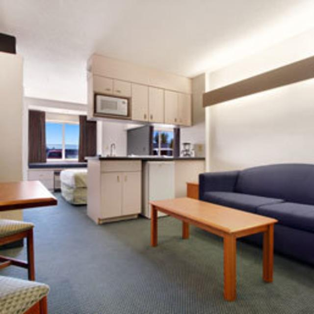 NEW Microtel Inn Suites