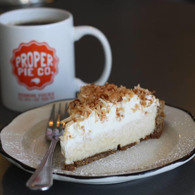 NEW Proper Pie Co