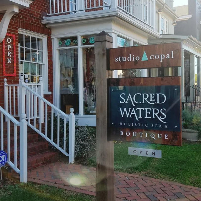 Sacred Waters Holistic Spa and Boutique