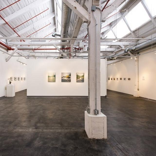 artspace, view of Main Gallery, photo by John MacClellan