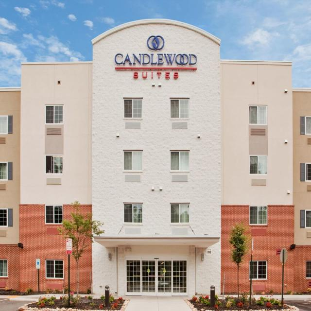 NEW Candlewood Suites Richmond Airport