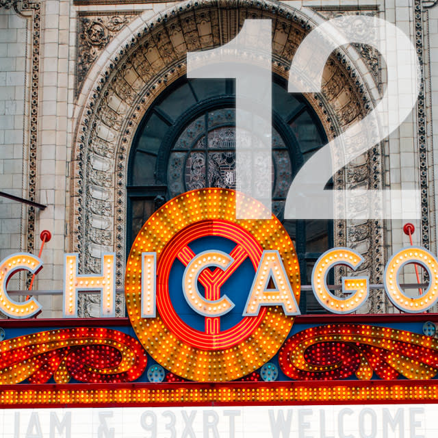 Reasons to Visit Chicago - Theater & Performing Arts