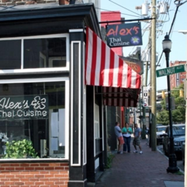 Alex's Thai Cuisine