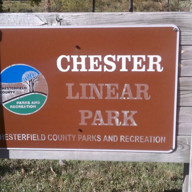 NEW Chester Linear Park