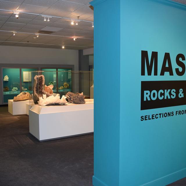 NEW U of R Museum