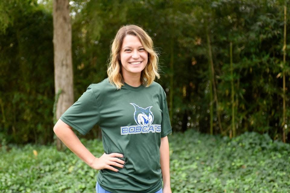 Georgia College Tee Shirt