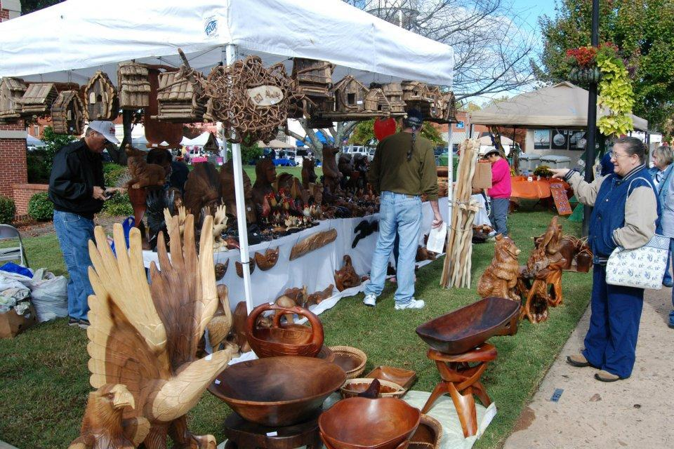 Briar Patch Arts and Crafts Festival Eatonton