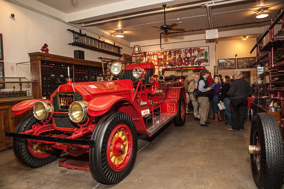 Fire Museum Meeting