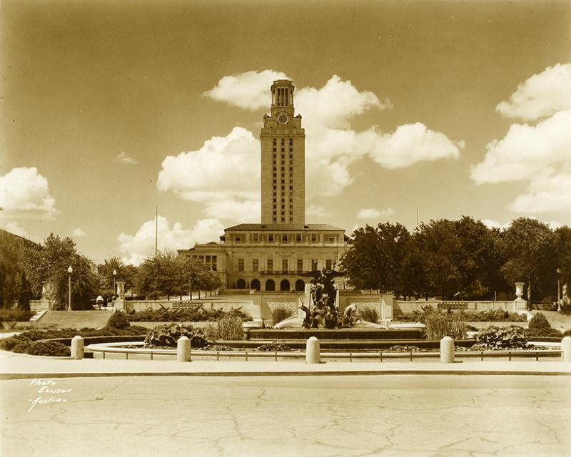 Historic UT Tower