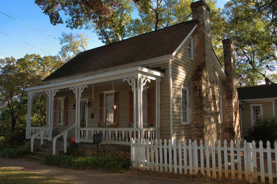 Compton-Fowler-McKnight Cottage
